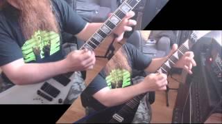 Arch Enemy - Dead bury their Dead (Guitar Cover)