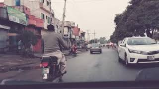preview picture of video 'D.C colony gujranwala view'