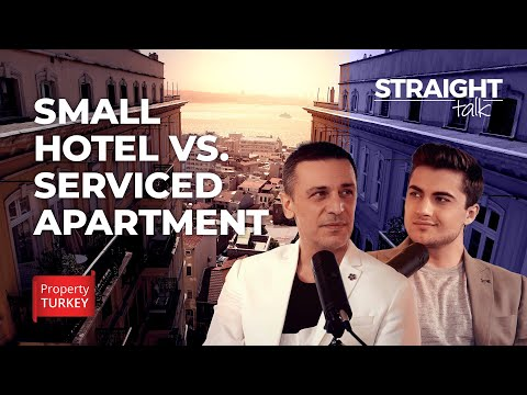 Why buy serviced apartments instead of small hotels?