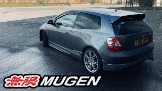 Installing Mugen Parts To The EP3!!