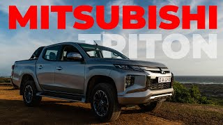 Mitsubishi Triton - ugly or brilliant? S02,E02