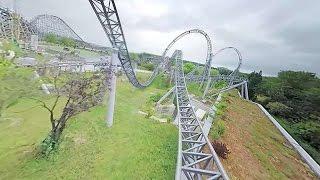 Roller Coaster video 360,video 3d, Full HD video