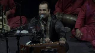 Bol Na Halke - Ustad Rahat Fateh Ali Khan Live Performance