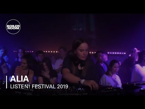 AliA | Listen! x Boiler Room