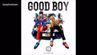 GD X TAEYANG - GOOD BOY AUDIO