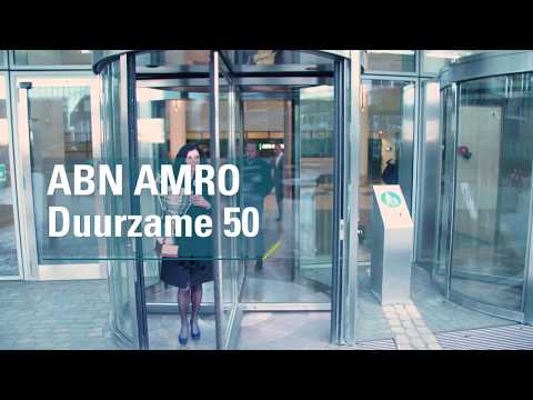 Vlog: Bokaal ABN AMRO Duurzame 50 krijgt nieuwe bestemming