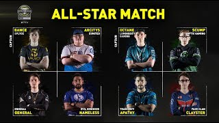 All-Star Match - CWL Anaheim Open Presented by PlayStation 4