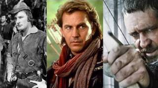 Robin Hood - Film Adaptations