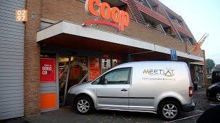 Ramkraak bij COOP in Uithoorn