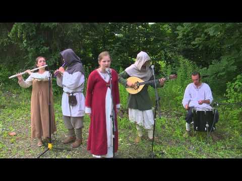 Бурдоны Черна Herr Mannelig (cover by Garmarna)