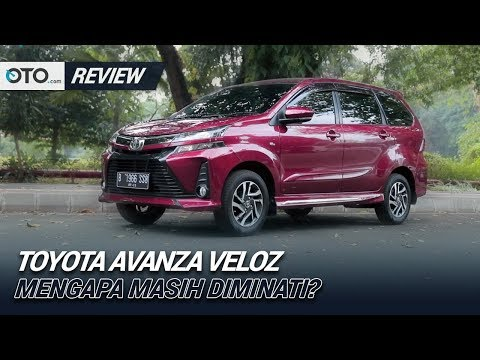 Toyota Avanza Veloz | Review | Mengapa Masih Sangat Diminati? | OTO.com