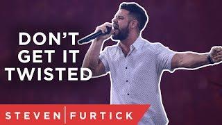 Prejudice can happen when you pre-judge someone.  | Pastor Steven Furtick