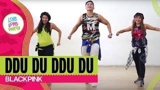 Ddu-du Ddu-du by Blackpink | Live Love Party™ | Zumba® | Dance Fitness | Choreography by Jigs
