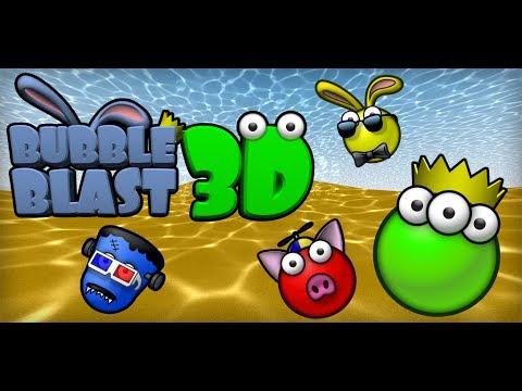 Video of Bubble Blast 3D