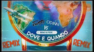 Benji & Fede   DOVE E QUANDO (J4NFRY & Odinn Bootleg)
