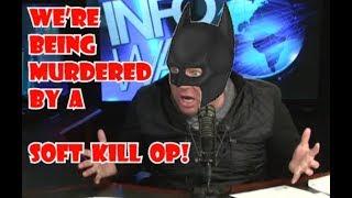 Alex Jones Confirmed as Batman.