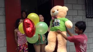 Birthday surprise delivery in Antipolo
