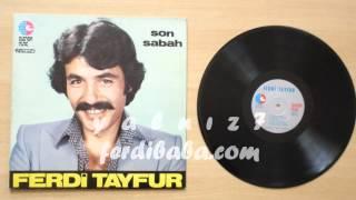 Ferdi Tayfur - Son Sabah - Elenor Plak (orijinal Plak)