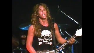 Metallica - Whiplash (Live)