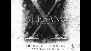 Alesana -  Second guessing THE DECADE EP 2014