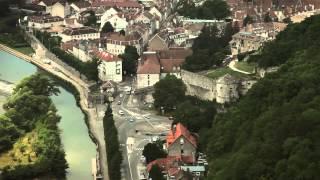 preview picture of video 'Besançon, ville de Congrès'