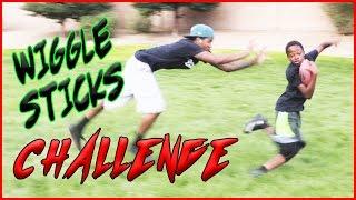 The Wiggle Sticks Challenge!