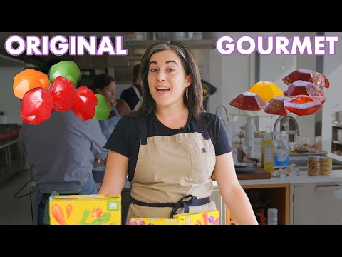 Pastry Chef Attempts To Make Gourmet Gushers | Bon Appétit