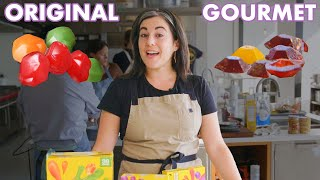 Pastry Chef Attempts To Make Gourmet Gushers | Bon Appétit - dooclip.me