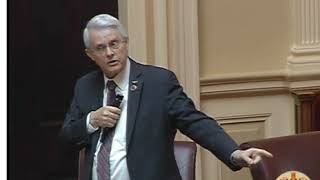Long Bizarre Rambling Speech About Syria by GOP Senator Dick Black