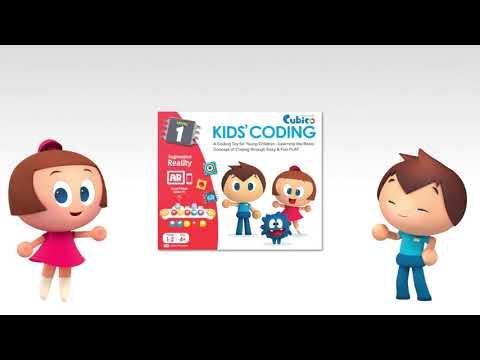 Cubico - детский набор для обучения основам программирования в игровой форме