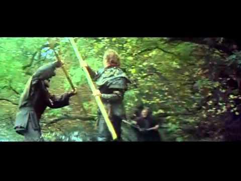Video trailer för Robin Hood: Prince of Thieves Teaser Trailer