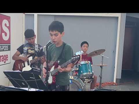Here's some of my students performing during Summer 2019.