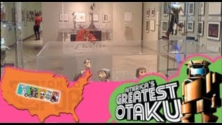 Cartoon Art Museum, San Francisco