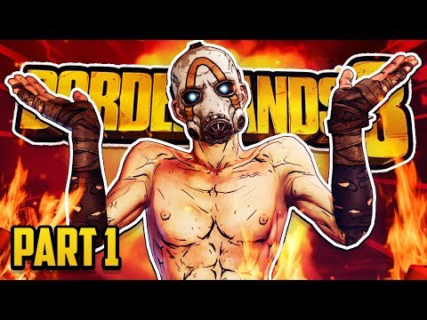 Gameplay de Borderlands 3
