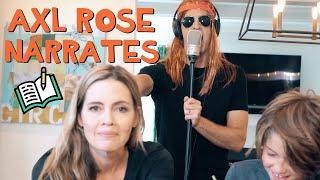 Axl Rose Narrates Your Homework - Guns N' Roses Parody