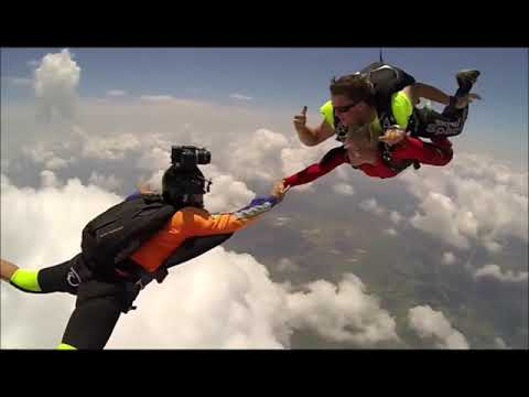 Jump for Hope: World Record Skydiving Event - Snowdrop