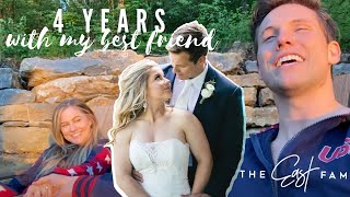 our anniversary tradition | the east family