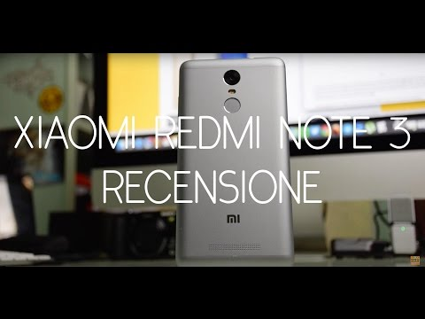 Recensione Xiaomi Redmi Note 3