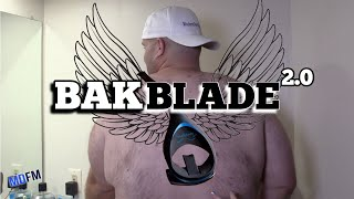 SHAVE your WINGS  - get BaKBLADE 2.0