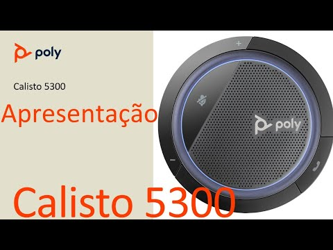 Poly Calisto 5300