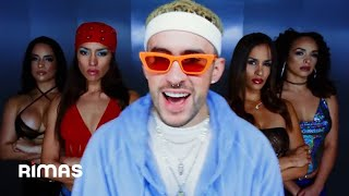 La Difícil - Bad Bunny (Video Oficial ) | YHLQMDLG