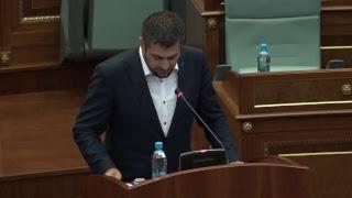 Vazhdon seanca e Kuvendit (Drejtpërdrejt)
