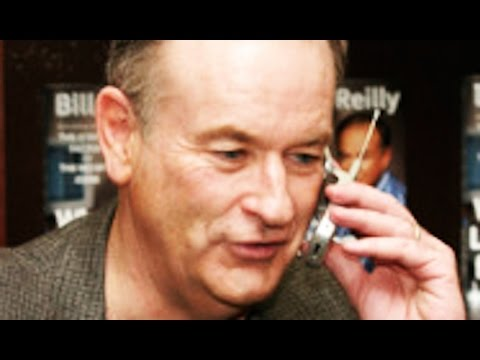 BREAKING: Bill O'Reilly Likes To Touch Himself And Call People