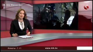 В Карагандинской области обрушился жилой дом погибли семьи.