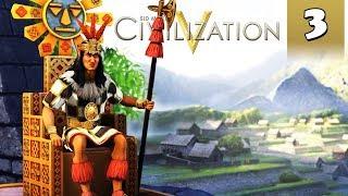 Civilization 5 Vox Populi #3 - Inca Gameplay