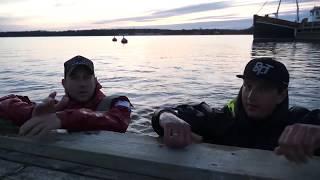 Сухой комбинезон для рыбалки