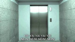 Hitler is trapped in an elevator (2011 version)