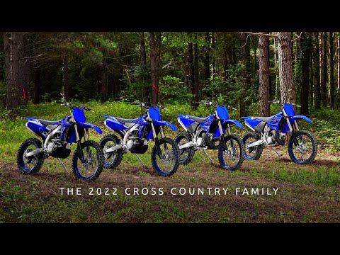 2022 Yamaha YZ250X in Danville, West Virginia - Video 1