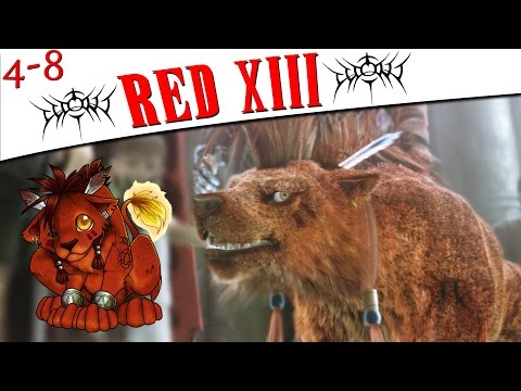 FFVII - An In-Depth Look At Red XIII
