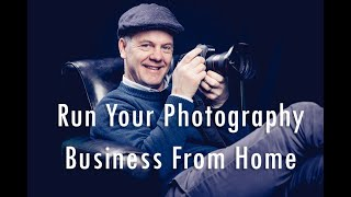 Running A Photography Studio And Successful Business From Home